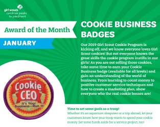 Badge of the month - January - Cookie Business-01